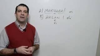 Download Oi em árabe - Lição 05 Video