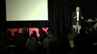 Download The library is not a collection of books: Charlie Bennett at TEDxTelfairStreet Video