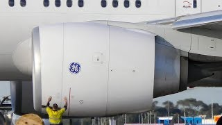 Download 40+ VERY CLOSE UP Engine Spool Ups | Melbourne Airport Plane Spotting Video