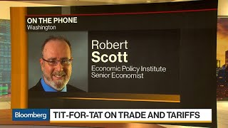 Download Economic Policy Institute's Scott Says Tariffs on China Are Needed Video