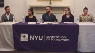 Download NYU Silver Alumni Career Panel: Working in Health and Mental Health Settings Video