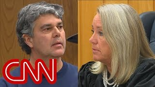 Download Judge won't punish father who lunged at Larry Nassar Video