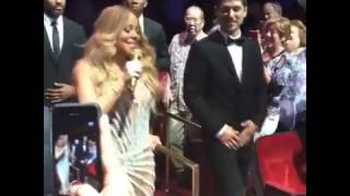 Download MARIAH CAREY AND BRYAN TANAKA CEASAR PALACE ALWAYS BE MY BABY Video