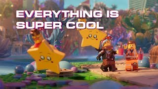 Download The LEGO Movie 2 - Super Cool - Beck feat. Robyn & The Lonely Island Video