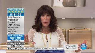 Download HSN | Suze Orman Financial Solutions for You 01.23.2017 - 05 AM Video