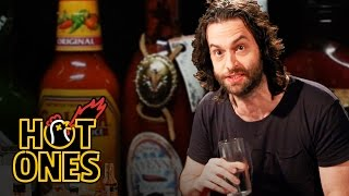 Download Chris D'Elia Turns Into DJ Khaled While Eating Spicy Wings | Hot Ones Video