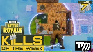 Download Fortnite: Battle Royale - KILLS OF THE WEEK #7 Video