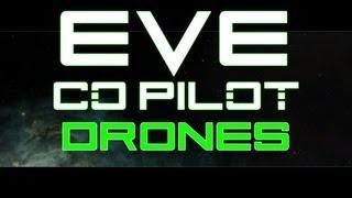 Download Eve Online Tutorial - Starter - Drones [Eve Co Pilot] Video