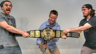 Download What's inside a WWE Wrestling Belt? Video