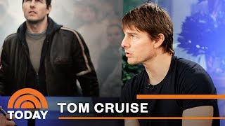 Download Tom Cruise's Heated Interview With Matt Lauer | Archives | TODAY Video
