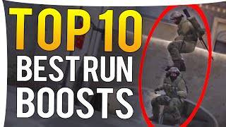 Download CS:GO - TOP 10 BEST PRO RUN BOOSTS OF ALL TIME! Video
