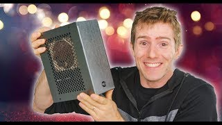 Download Our Smallest Gaming PC Build EVER! - Velkase Velka 3 Video