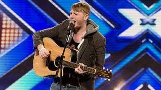 Download James Arthur's audition - Tulisa's Young - The X Factor UK 2012 Video