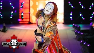 Download Asuka makes her entrance amid a sea of her followers: NXT TakeOver: Toronto: November 19, 2016 Video