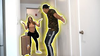 Download GIRLFRIEND SURPRISES ME AT CLOUT HOUSE *EMOTIONAL* Video