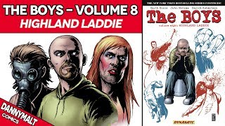 Download The Boys - Volume 8: Highland Laddie (2011) - Full Comic Story & Review Video