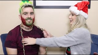Download Christmas Glitter Beard DIY Video