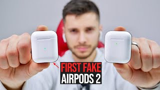 Download Fake AirPods 2 Unboxing! Video
