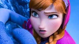 Download FROZEN - Anna at Elsa's Snow Palace Scene (2013) Movie Clip Video
