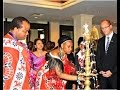 Download Swaziland king is in India with 15 wives, 30 children,100 servants Video
