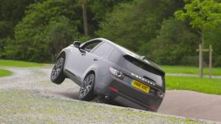 Download Land Rover Discovery Sport - Live Test Drive Video