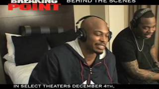 Download Busta Rhymes and Sticky Fingaz Rapping - Breaking Point Video