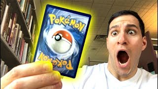 Download I PULLED ONE OF THE RAREST POKEMON CARDS IN THE LIBRARY! Video