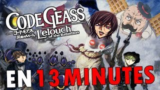 Download Code Geass EN 13 MINUTES (ft. Frédéric Souterelle et Arnaud Laurent) - RE: TAKE Video