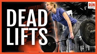 Download Build Running Strength With Deadlifts Video