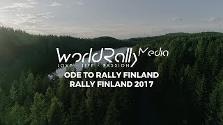 Download ODE TO RALLY FINLAND - RALLY FINLAND 2017 (4K) Video