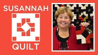 Download Make an Easy Susannah Quilt with Jenny Video