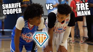 Download SHARIFE COOPER vs TRE MANN!! | Two Most UNDERRATED GUARDS in the COUNTRY GO CRAZY at Pangos Video