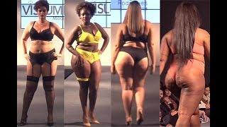 Download Fashion Big Size Dress Large Size Bikini Show Video