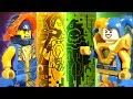 LEGO NEXO KNIGHTS THE MOVIE - PART 6 - THE TECH INFECTION