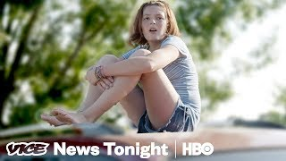 Download This 12-Year-Old Girl Is Going To Leave Her Town Because She's Transgender (HBO) Video