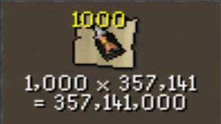 Download Loot From 1000 Dragon Implings (368M Spent) Video