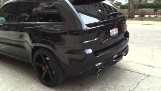 Download 2013 JEEP GRAND CHEROKEE SRT8 w/ 22″ Rohannas Video