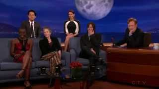 Download The Walking Dead Cast on Conan [FULL INTERVIEW] HD Video