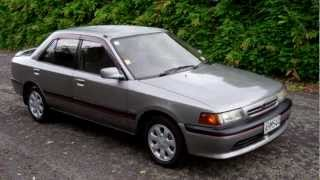Download 1992 Mazda Familia $1 RESERVE!!! $Cash4Cars$Cash4Cars$ ** SOLD ** Video