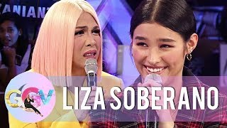 Download GGV: Liza reveals that she took up a welding course Video