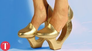 Download 10 Shoes Not Even LADY GAGA Would Wear Video