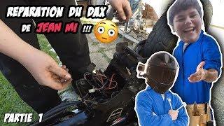 Download RÉPARATION D'UN DAX AVEC JOHN - ON EST DES PRO MAMÉNE !!! - LIFAN 125cc Video