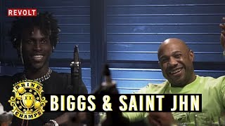 Download Kareem ″Biggs″ Burke & SAINt JHN | Drink Champs (Full Episode) Video