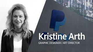 Download Live Graphic Design with Kristine Arth - Day 3/3 Video