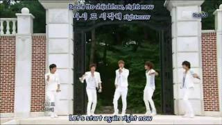 Download [HD/Live] MBLAQ - One Better Day [Engsub+Romani] Video