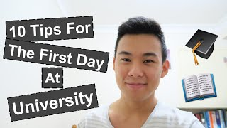 Download 10 tips for the first day at university Video