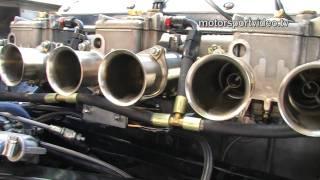Download Jaguar E-Type lowdrag - Oldtimer Grand-Prix 2010 Nürburgring Video