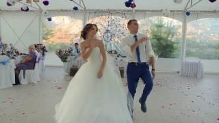 Download Шикарнейший свадебный танец микс Юлии и Сергея Video