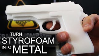 Download How To Turn Styrofoam, Into Solid Aluminum Video