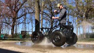 Download You bought a 125cc Chinese ATV! Now What? -Complete Build Video